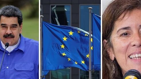 Venezuela ra tối hậu thư trục xuất Đại sứ EU