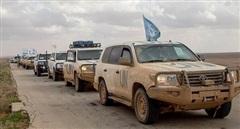 Nga phát hiện khủng bố Syria dùng cơ sở của Liên Hợp Quốc