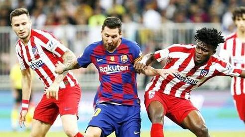 Lịch thi đấu bóng đá giải La Liga rạng sáng 1.7: Barcelona có trận đấu quyết sinh tử