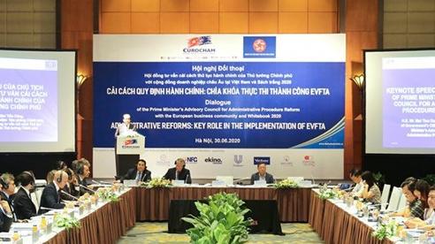 Cải cách thủ tục hành chính - chìa khóa quan trọng để mở toàn bộ tiềm năng từ EVFTA
