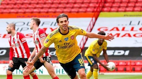 Arsenal cạn tiền, không mua đứt Dani Ceballos
