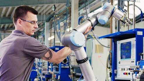 5 lầm tưởng về robot cộng tác