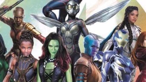Marvel công bố đội hình A-Force toàn những Avengers nữ
