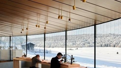 Bảo tàng Musée Atelier Audemars Piguet chính thức mở cửa