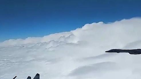 Nga chặn máy bay của không quân Hoa Kỳ