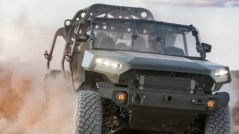Đây là 'con quái vật' mà hãng GM đã chế tạo riêng cho lực lượng bộ binh Mỹ
