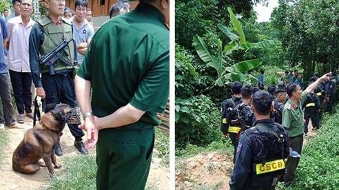 Truy bắt nghi phạm giết hàng xóm ở Sơn La