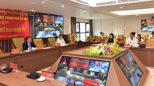 Hà Nội: Cụ thể hóa chỉ tiêu phát triển các huyện lên quận