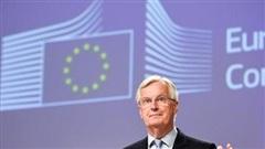 EU không chấp nhận các đề xuất về ngân hàng của Anh