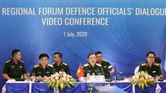 Hội nghị Đối thoại Quan chức Quốc phòng Diễn đàn khu vực ASEAN