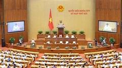Quốc hội ban hành các Nghị quyết về nhân sự