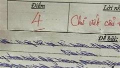 Chữ viết 'ngoài hành tinh' trăm chữ như một là có thật, nhưng lạ hơn xem xong ai cũng phải phục lăn cô giáo