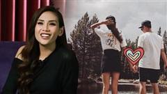 Võ Hoàng Yến thừa nhận trong chuyện tình với bạn trai Việt Kiều hơn 12 tuổi cô nằm 'kèo dưới'