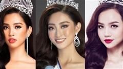 Dàn hoa hậu, á hậu tham gia Fashion show 'Cổ tích hiện đại'