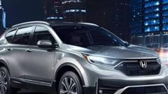 Honda CR-V 2020 bản lắp ráp tại Việt Nam dự kiến ra mắt vào cuối tháng 7