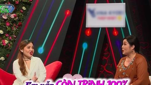 Hỏi chuyện 'trinh tiết' trên truyền hình, NSND Hồng Vân phân trần