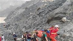 Sạt lở mỏ đá quý tại Myanmar, hơn trăm công nhân tử nạn