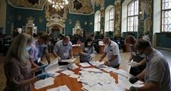Nga công bố kết quả phiếu trưng cầu về sửa đổi hiến pháp