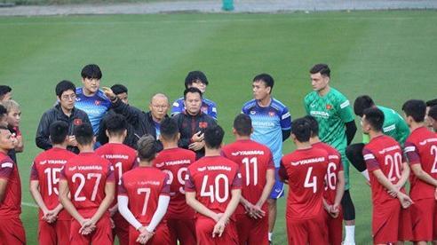 Tuyển Việt Nam đấu Kyrgyzstan trước trận gặp Malaysia