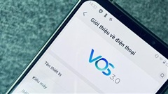 Smartphone Vsmart được cập nhật VOS 3.0 chính thức: Giao diện lột xác, thêm nhiều tính năng mới