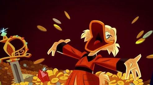 Top 5 nhân vật giả tưởng giàu có bậc nhất: Chú của vịt Donald vô địch thế giới!