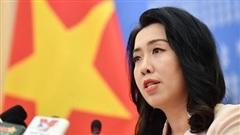 Việt Nam giao thiệp, phản đối Trung Quốc tập trận ở Hoàng Sa