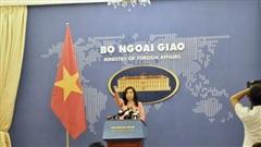 Người phát ngôn Bộ Ngoại giao thông tin về việc Việt Nam không nằm trong 14 quốc gia EU nối lại đường bay