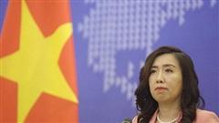 Việt Nam bình luận việc Trung Quốc áp dụng Luật an ninh Hong Kong