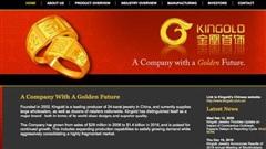 Vay tỷ USD bằng vàng giả, Kingold Trung Quốc bị điều tra