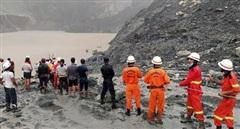 Sạt lở mỏ ngọc bích khiến 133 người thiệt mạng: 'Tất cả biến mất chỉ sau một phút'
