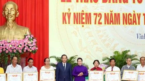 Sẽ tổ chức gặp mặt Mẹ Việt Nam anh hùng trên quy mô cả nước