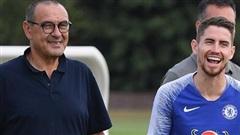 Xong vụ Arthur, Juventus 'bắt cóc' Jorginho