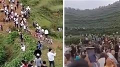Vùng núi Trung Quốc xuất hiện tiếng gầm lớn kỳ dị suốt 10 ngày liền khiến MXH hoang mang và lời giải thích bất ngờ của chuyên gia