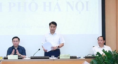 Hà Nội đề xuất thành lập Ban chỉ đạo của Chính phủ phát triển kinh tế xã hội hậu Covid-19