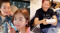 Ngọc Trinh khiến dân tình 'choáng váng' khi tặng quà 'xịn xò' cho người giúp việc nhân ngày sinh nhật
