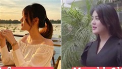 Gái xinh chơi cùng Huỳnh Anh liên tục 'lọt tầm ngắm', lần này là so ảnh trên mạng với ngoài đời