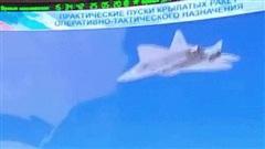 Su-57 bất ngờ 'nằm ổ'ở Syria: Nhiệm vụ bí mật chưa từng có - Xứng tầm át chủ bài?