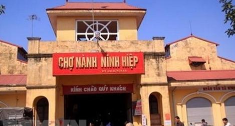 Phạt tù cháu gái bán cho cô ruột ki-ốt 'ảo' tại chợ Ninh Hiệp