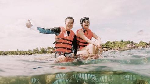 Tổ chức Sinh vật biển Việt Nam nói về việc Quang Vinh ngồi lên rạn san hô để quay clip ở Phú Quốc: 'Hãy làm du lịch có tâm'
