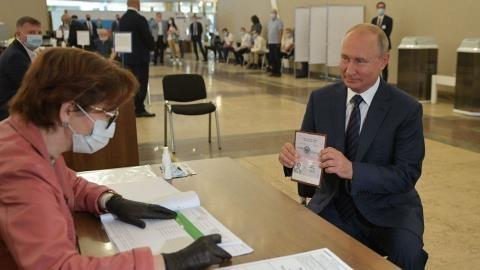 Phương Tây 'quan ngại' về quyền lực ông Putin