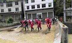 Hình ảnh thành phố Trùng Khánh oằn mình trong mưa lũ