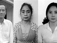 2 án tử, 4 án tù chung thân cho 'đại gia đình' mua bán 80 bánh heroin