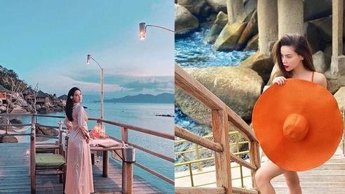 Vịnh Ninh Vân - vùng biển được nhiều ngôi sao 'săn đón' nhất Việt Nam hè 2020: Thiên đường của sự bình yên tột cùng