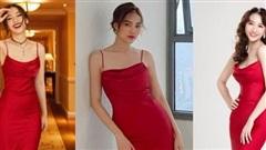 Đụng hàng váy Chi Pu - Hari Won 2 năm trước, Ninh Dương Lan Ngọc lại đẹp theo cách riêng