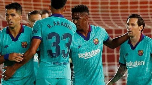 Nỗi buồn Lionel Messi