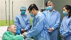 Bệnh nhân 91 có thể chuyển viện vào ngày 12/7 theo đề nghị của Đại sứ quán Anh