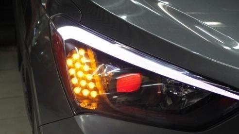Từ năm 2020, không bật đèn xi nhan có thể bị phạt 5 triệu đồng