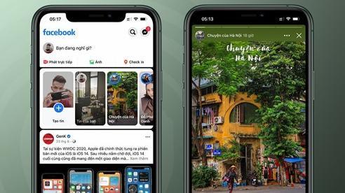 Hướng dẫn đăng video dài lên story Facebook, không bị giới hạn cho iOS và Android