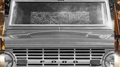 Ford Bronco lại lộ thêm chi tiết 'hot' hầm hố hơn Mercedes-Benz G-Class