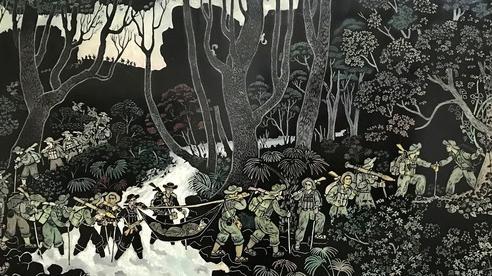 Họa sĩ Trần Văn Quân: 30 năm khám phá và đam mê đồ họa